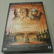 DVD : LA CITE INTERDITE DE ZHANG YIMOU / CHOW YUN FAT - GONG LI