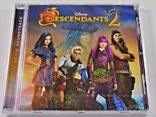 Descendants 2 Original Disney Movie / Film  Soundtrack - CD NEW & SEALED