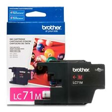 Genuine Brother LC71 Magenta ink 71 LC71M J425W J430W J435W J625DW J825DW J835DW