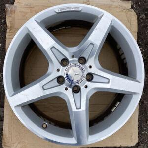 """Mercedes SLK R172 AMG Front Single Alloy Wheel A1724012602 7.5Jx18H2 18"""" ET42"""