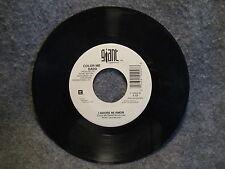 "45 RPM 7"" Record Color Me Badd I Adore Mi Amor 1991 Giant Records 7-19204 VG+"