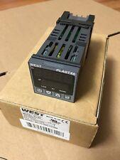 WEST PLASTX6 TEMPERATURE CONTROLLER PLX6 221100210, NEW, WARRANTY