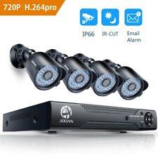 Camara De Seguridad Para Casas Professionales Afuera Dentro Impermeable 8 Ch DVR