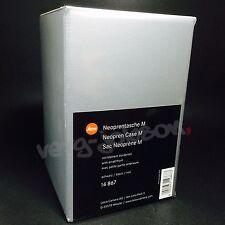 Leica 14867 Neoprene Soft Case M for Small Front M8 M8.2 M7 MP Original New