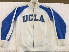 UCLA Bruins Full-Zip Sweatshirt Hoodie Colosseum Athletics S EUC