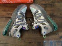 Nike Air Max 270 Bowfin Desert Sand / Electric Green AJ7200 007  Size 11