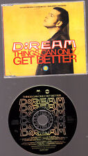 Music CD, D:Ream, Things can only Get Better, Cleveland City Mix