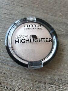 uma Cosmetics Baked Highlighter #Silver Glory *neu*