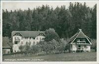 Ansichtskarte Hallwangen Gasthof Pension Grüner Baum 1942 (Nr.948)