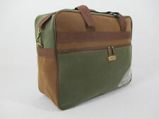 Unbranded Up to 40L Leather Unisex Adult Luggage