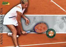 2008 ACE TENNIS ROLAND GARROS ANNA KOURNIKOVA RG-9