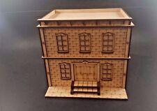 Greystone Building for Batman,  Malifaux MDF Terrain Mini Duels gaming