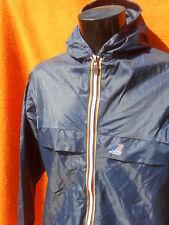 K WAY Rain Jacket Veste Chaqueta Imper Made in Marocco True Vintage Old School