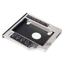 SATA 2nd Hard Drive HDD HD SSD Caddy Adapter for Lenovo IdeaPad Y500 Y500N Y510P