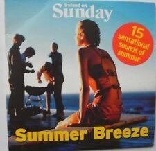 SUMMER BREEZE CD ELO BOZ SCAGGS BILL WITHERS TOTO SANTANA & MORE 15 TKS