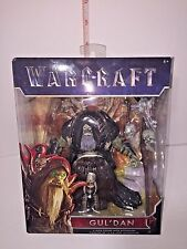 "Warcraft 6"" Guldan Action Figure Accessory World Of WOW MMORPG Movie New"