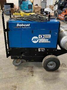 2016 Miller Bobcat 250NT WELDER