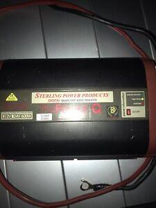 Sterling Power 12V 600W ProPower Q Quasi Sine Wave Inverter i12600