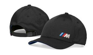 Original BMW M Logo Casquette M Bonnet Unisexe