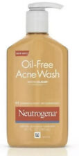 Neutrogena OIL Free Face Wash Acne Fighting Facial Cleanser 177ml Free Delivery!