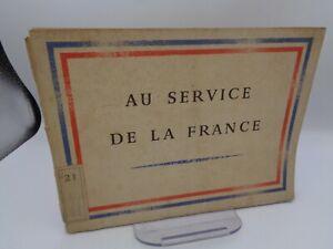 2e guerre mondiale / Au Service de la France