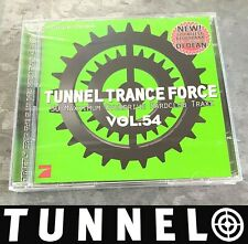 2CD TUNNEL TRANCE FORCE VOL. 54