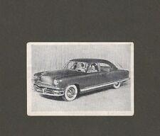 15/424 SAMMELBILD ALTE TECHNIK PKW KAISER ROTTERDAM DELUXE USA BAUJAHR 1951