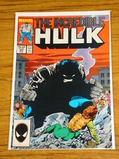 INCREDIBLE HULK #333 VOL1 MARVEL COMICS MCFARLANE JULY 1987