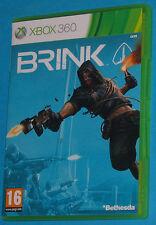 Brink - Microsoft XBOX 360 - PAL