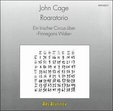 Cage: Roaratorio - An Irish Circus on Finnegans Wake, New Music