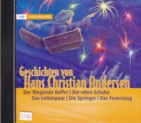 5 Geschichten / Märchen von Hans Christian Andersen + CD + Spannend erzählt +