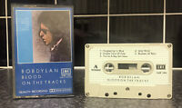 Bob Dylan - Blood On The Tracks - Cassette Tape - GMR 1494 - FREE P&P