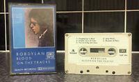 Bob Dylan - Blood On The Tracks - Cassette Tape - GMR 1494 - FREE P&P