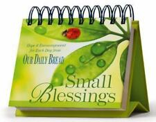 Small Blessings Perpetual Calendar: Hope & Encouragement for Each Day from Our D