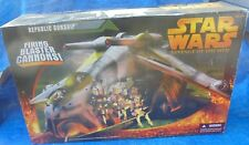 Star Wars Revenge Of The Sith Republic Gunship MIP MIB Sealed 2005 Hasbro ROTS
