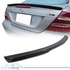 Carbon Fiber Mercedes Benz CLK W209 A Type Rear Trunk Boot Spoiler 04-08