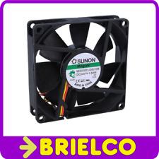 VENTILADOR TERMOPLASTICO 24VDC 1.54W 80X80X20MM 3300 ROTAC/MIN 3 CABLES BD11365