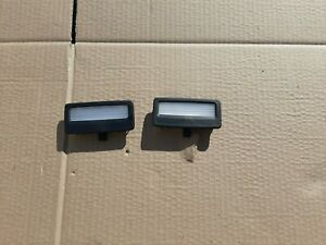 2011-2016 BMW 5 Series F10 Front Left and Right Sun Visors Lamp Light