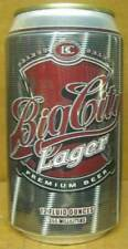 BIG CITY LAGER BEER alum CAN GJS Sales, Inc., La Crosse, WISCONSIN gd.1