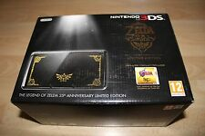 CONSOLA NINTENDO 3DS EDICION THE LEGEND OF ZELDA NUEVA NEW NEU NEUF NUOVO