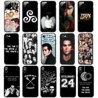Teen Wolf TV Show Collage CLEAR PHONE CASE COVER fits iPHONE 5 6 7 ...