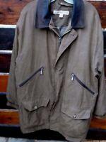 Mens LONDON FOG Barn Ranch COAT ~ Hunting Jacket / Size XL XLarge
