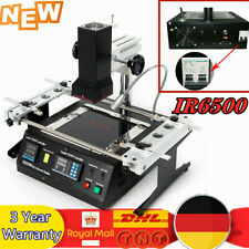 Infrared BGA IR6500 Rework Station Soldering Welding TECH For Xbox360 PS3 1250W