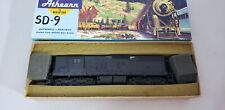 Athearn Blue Box SD9 Undecorated HO Scale - Excellent