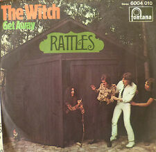 """7"""" 1970 DAS ORIGINAL ! THE RATTLES : The Witch / VG++"""