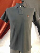 Black Ralph Lauren Shirt Polo Size Small Men's