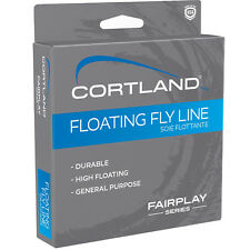 NEW Cortland Fairplay Floating Fly Line Assorted 84ft WF 7 F 326071