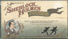 Sherlock Holmes Alderney Mystery pack containing min sheet limited print 2009