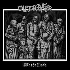 OUTRAGE - We the Dead (NEW*GER BLACK/THRASH METAL KILLER*HELLHAMMER)