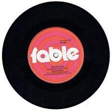 EC Australian 45 rpm Record  DAWN DIXON Bouzouki / Be The Way You Are